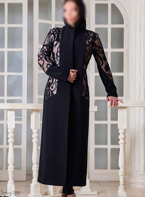 مدل مانتو مجلسی 2016 , مدل مانتو عید 95