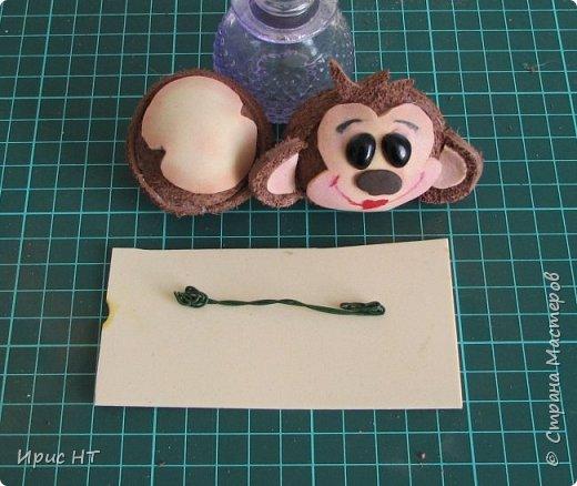 مجسمه میمون , میمون عروسکی