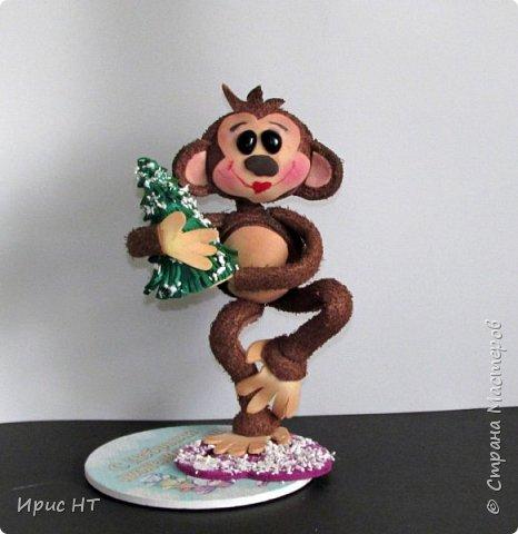 ساخت مجسمه میمون , ساخت عروسک میمون