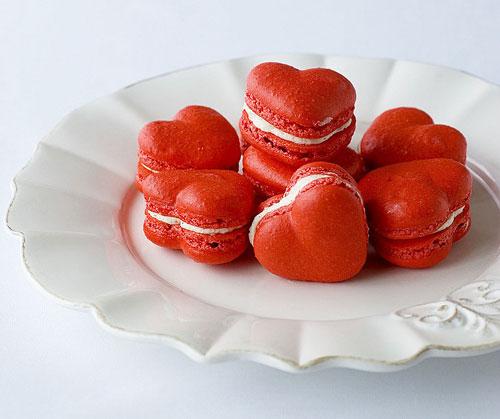 شیرینی قلبی , شیرینی رد ولوت