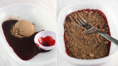 کیک مخملی قرمز , کیک قلبی ولنتاین