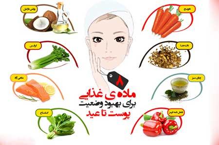 سلامت پوست , زیبایی پوست