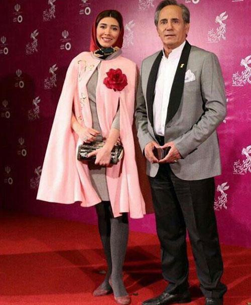 شخصیت های ایرانی  , مدل لباس بازیگران در جشنواره فیلم فجر 94