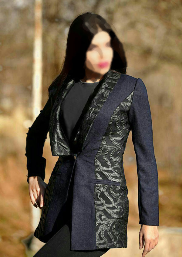 مدل مانتو عید , مدل مانتو مجلسی