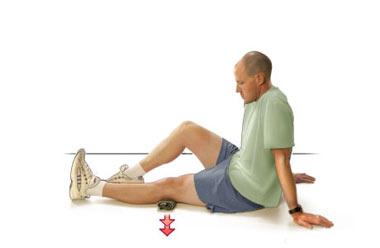 تقویت عضلات پا , تمرینات ایزومتریک