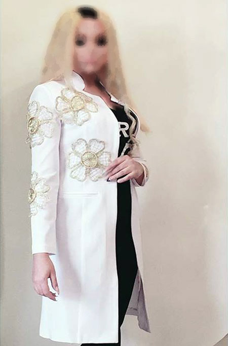 مدل مانتو مجلسی , مدل مانتو عید 95