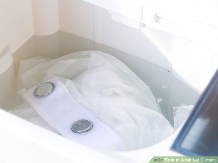 شستن پرده ها , شستشوی پرده ها