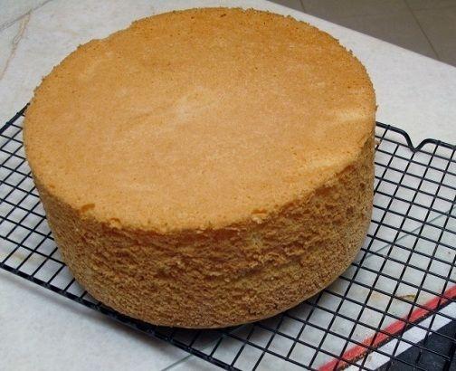 طرز تهیه کیک اسفنجی ساده + فیلم
