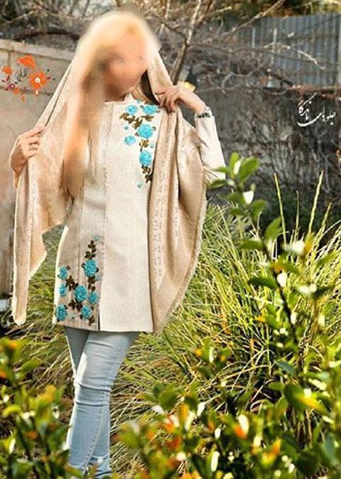 مدل مانتو بهاری , مدل مانتو عید 95