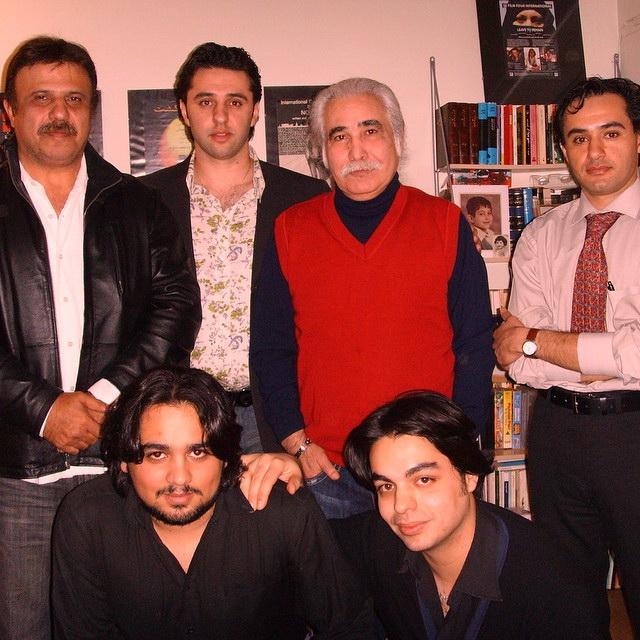 بیوگرافی بابک سعیدی