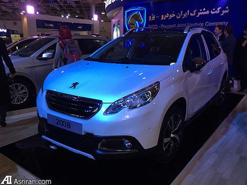 اخبار اقتصادی  , سه پژوی جدید ایران خودرو بالاخره در ایران رونمایی شد + عکس