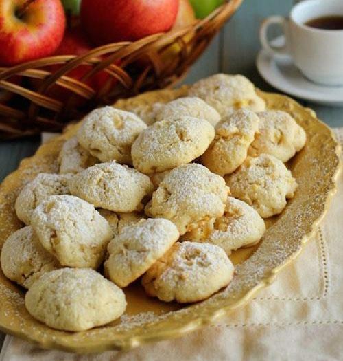 کوکی سیب , شیرینی نوروزی