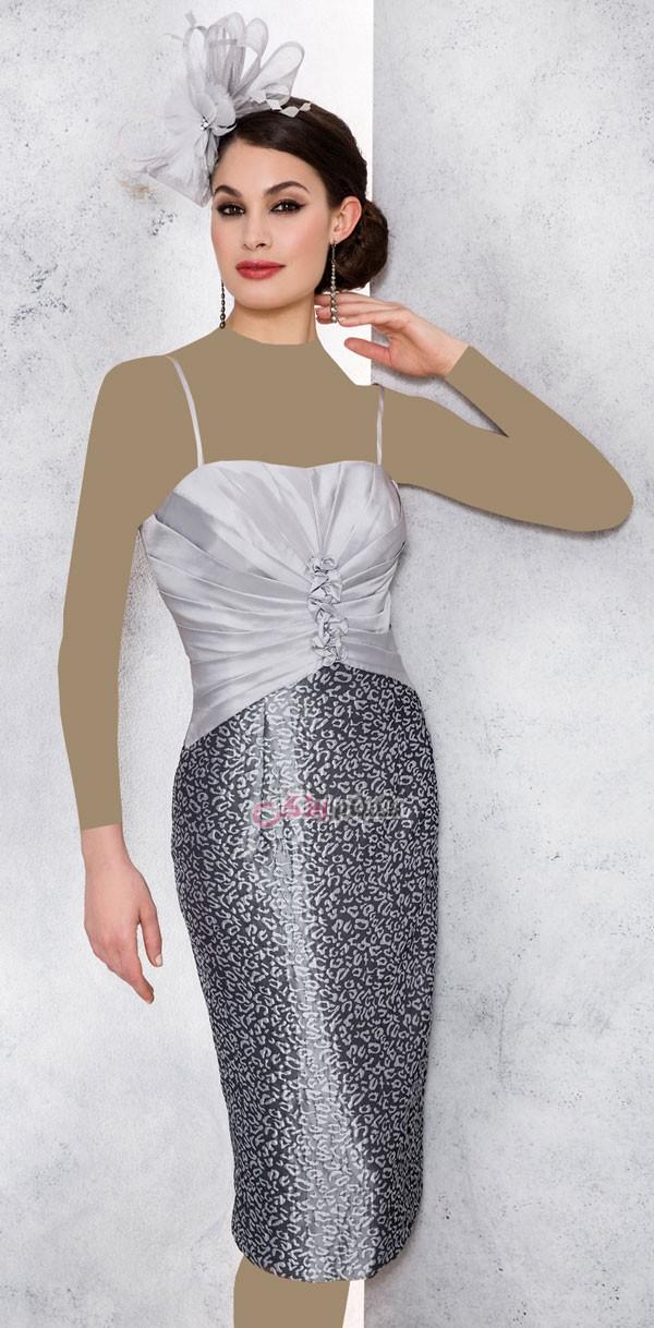 مدل لباس زنانه  , مدل پیراهن مجلسی کوتاه و شیک Zelia
