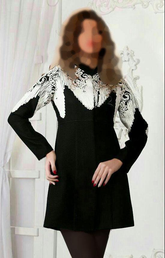 مدل مانتو عید شیک , مدل مانتو مجلسی