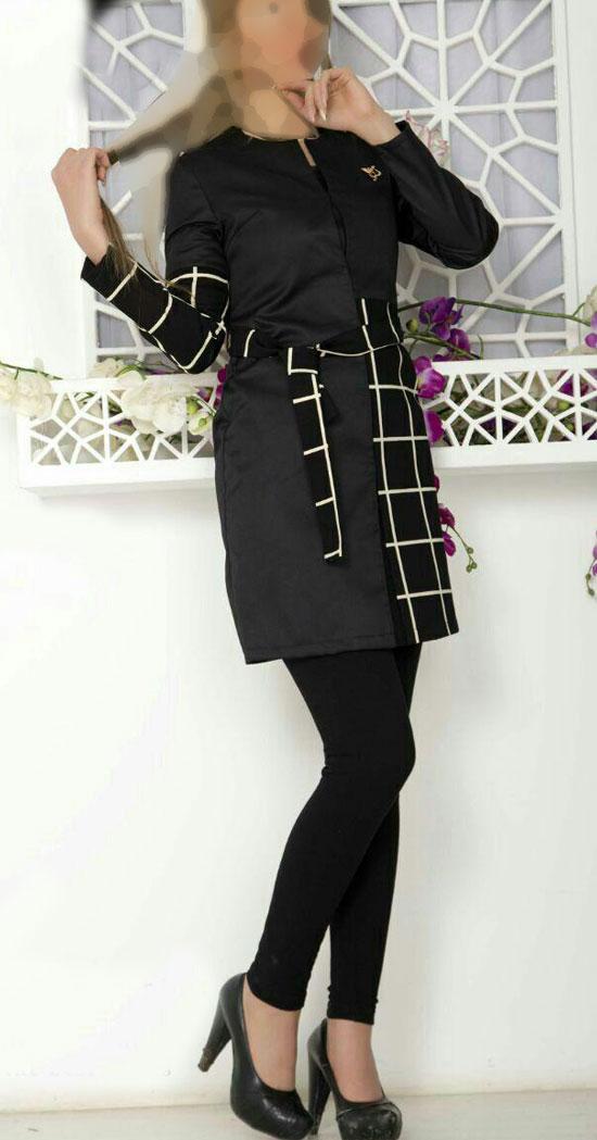 مدل مانتو بهاری , مدل مانتو دخترانه