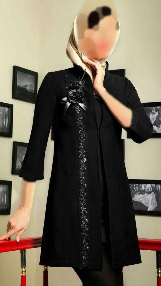 مدل مانتو مجلسی  , عکس مدل مانتو عید شیک | مدل مانتو مجلسی 2016