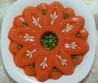 ژله آب هویج