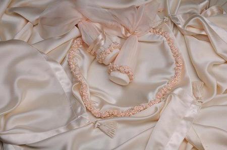 آموزش هنرهای دستی  , تزیین کله قند عروس / کله قند سفره عقد