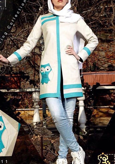 مدل مانتو بهاری , مدل مانتو سال 95