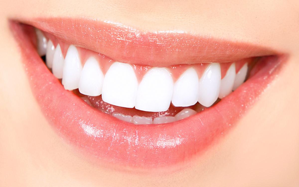 خمیر دندان ، دندان زیبا