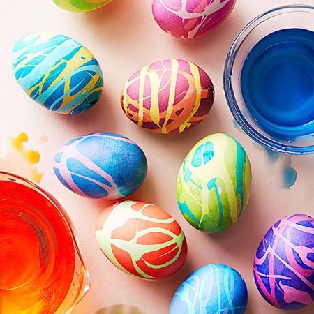 تزیین تخم مرغ هفت سین, جدیدترین مدلهای تخم مرغ عید