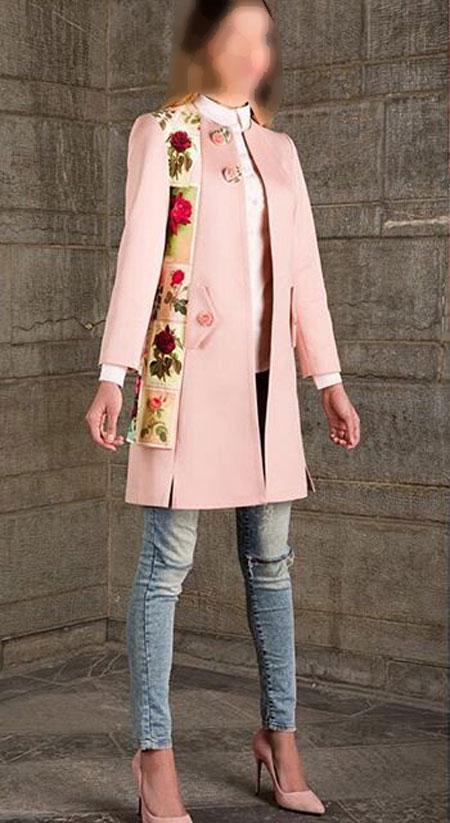 مدل مانتو عید 95 , مدل مانتو بهاره