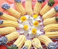 شیرینی اتریشی , شیرینی عید