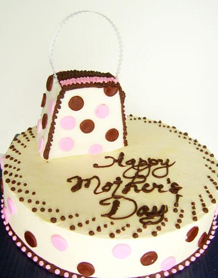 مدل تزیین کیک روز مادر , عکس تزیین کیک