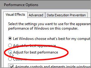 کامپیوتر  , راه های افزایش سرعت ویندوز 10 بدون ارتقا سخت افزاری