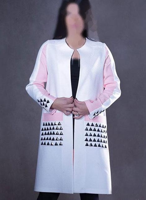 مدل مانتو مجلسی , مدل مانتو رنگ سال 2016