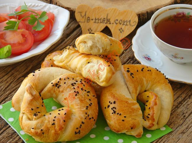 نان، شیرینی، دسر  , نان آچما ، نان مخصوص ترکیه / açma