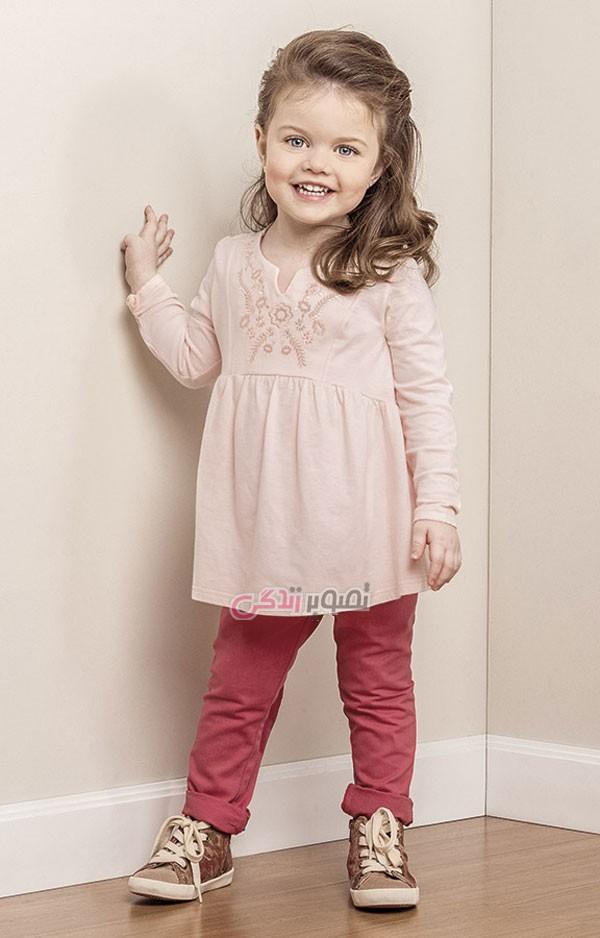 عکس دختر بچه خوشگل و ناز با مدل های لباس زیبا