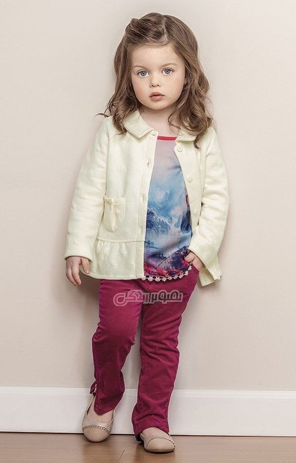 مدل لباس بچه گانه دختر , لباس بهاری دخترانه