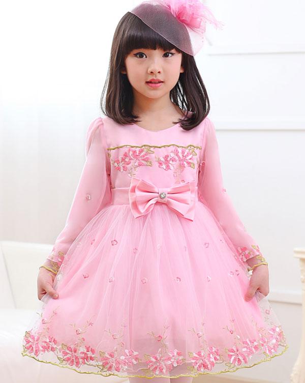 مدل لباس مجلسی دخترانه , پیراهن مجلسی بچه گانه