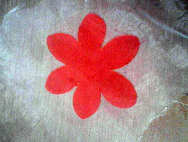 ساخت پنل گل , عثمان دوزی , شفق دوزی