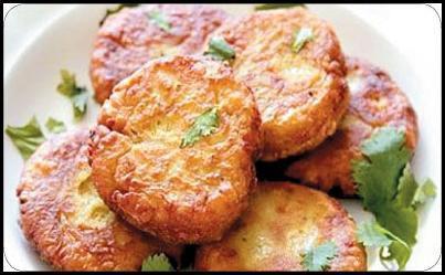 دستور پخت غذا  , طرز تهیه کوکوی مرغ و لوبیا سفید