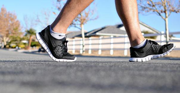 ورزش  , بهترین زمان پیاده روی چه زمانی است ؟