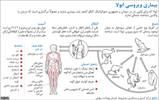 ویروس ابولا