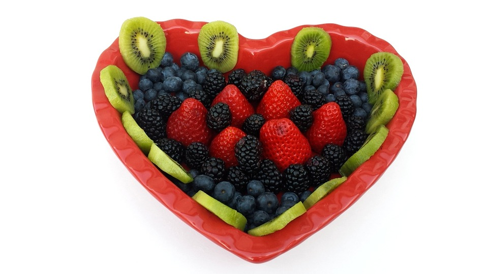 سلامت قلب, تغذیه مناسب