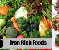 گیاهان منبع آهن , منابع آهن