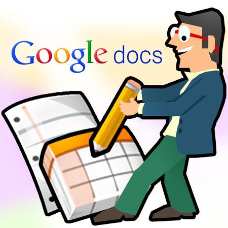 تایپ صوتی به زبان فارسی , Google Docs