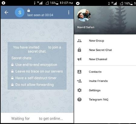 موبایل ، لپ تاپ و تبلت  , رفع مشکل ریپورت در تلگرام