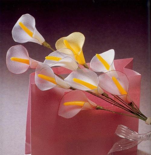 گل جورابی , گل با جوراب