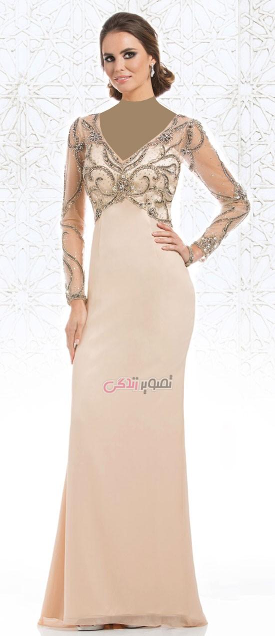 مدل لباس مجلسی جدید , پیراهن مجلسی , لباس شب