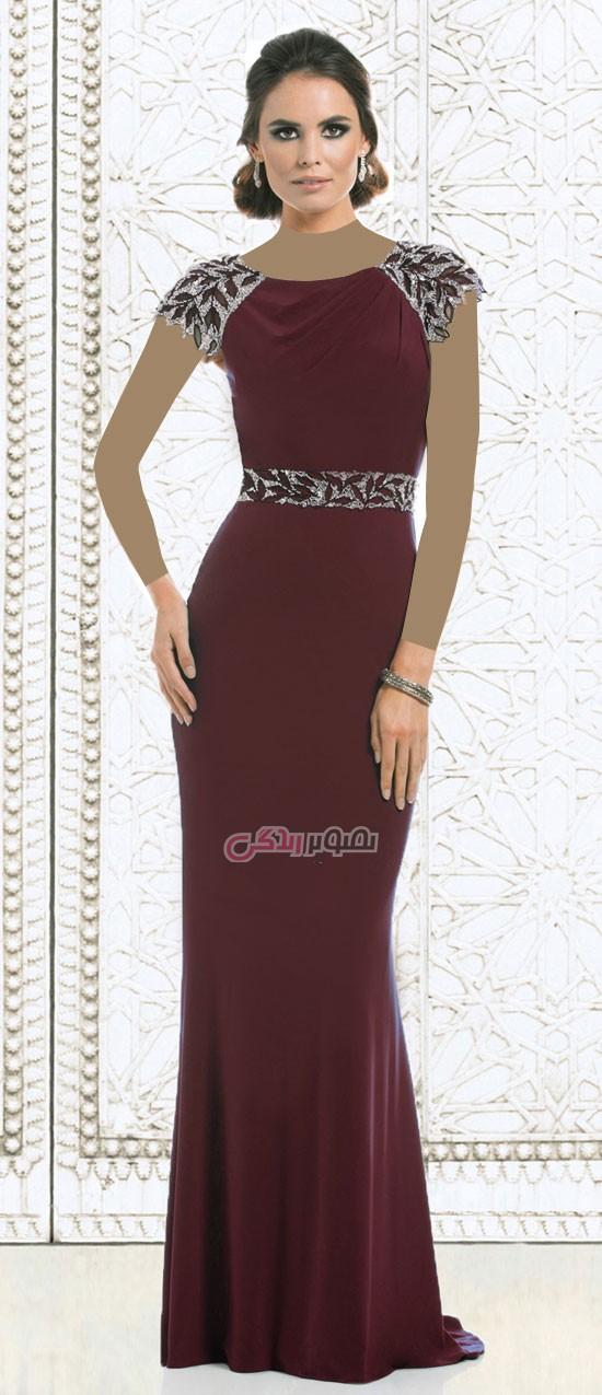 مدل لباس مجلسی 2016 , پیراهن مجلسی , لباس شب