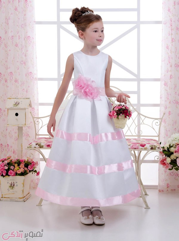 لباس مجلسی بچه گانه , پیراهن مجلسی دخترانه
