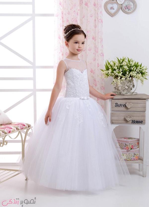 سایت خرید لباس عروس بچه گانه