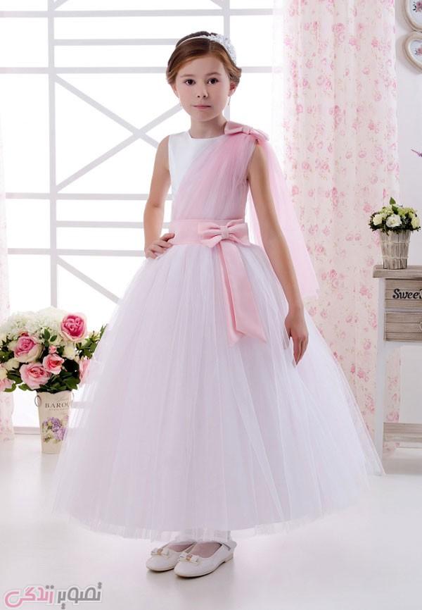 مدل لباس عروس 2016 , لباس عروس بچه گانه