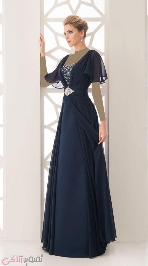 مدل لباس مجلسی جدید , مدل لباس شب , پیراهن مجلسی