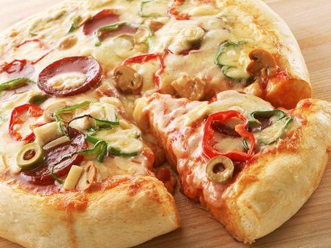 آموزش پیتزا با خمیر جادویی